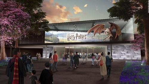 Abrirán un parque temático Harry Potter en Japón