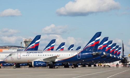 Aeroflot quiere convertirse en una aerolínea premium