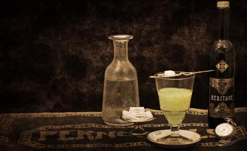 Absinthe: el hada verde que vuelve loco