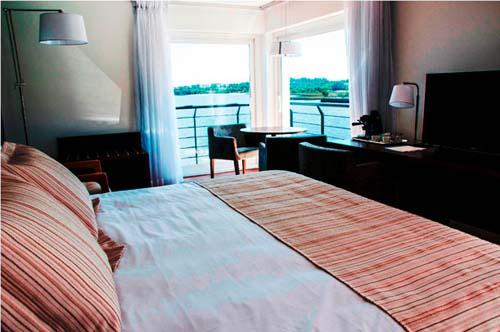 El hotel uruguayo inaugura importantes ampliaciones
