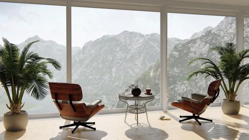 En el futuro: las ventanas producirán energía