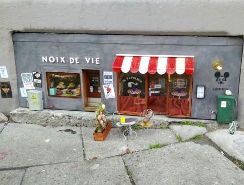 En Suecia, existe una ciudad miniatura dentro de otra