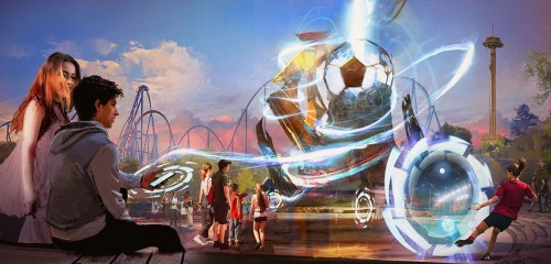 Abrirán un parque temático sobre fútbol en España