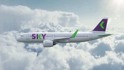 Sky: primera aerolínea latina sin oficinas