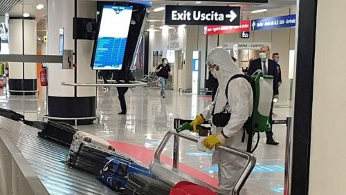 Roma-Fiumiccino es el aeropuerto más seguro del mundo