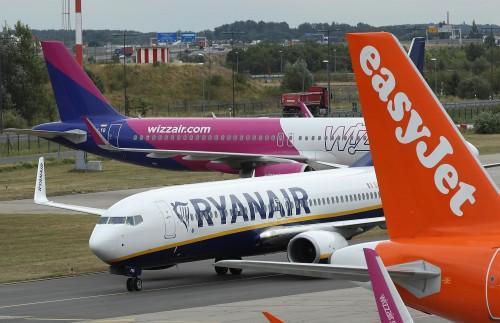 Es cada vez más barato volar por Europa