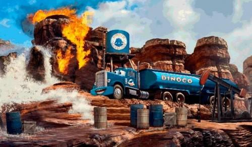 Disney lleva la Ruta 66 a Francia