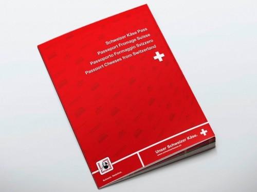 Este pasaporte suizo es para los fanáticos del queso