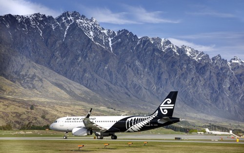 Air New Zealand empezó a vender viajes-sorpresa