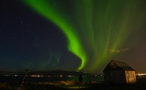 Ahora podés dar tu nombre a una aurora boreal