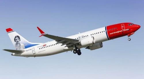 Se acerca el vuelo final para Norwegian