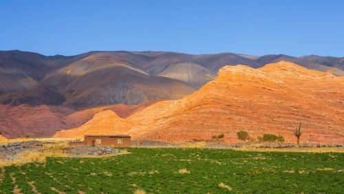 Turismo comunitario en los Valles Calchaquíes