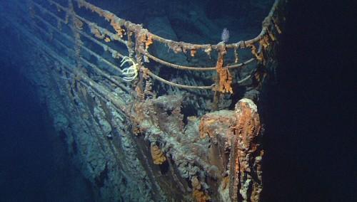 Lanzarán excursiones al naufragio del Titanic en 2021