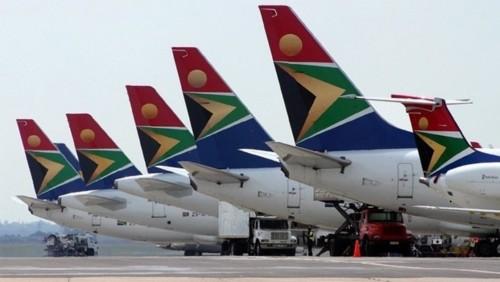 Ahora South African Airways vende vinos y gaseosas...