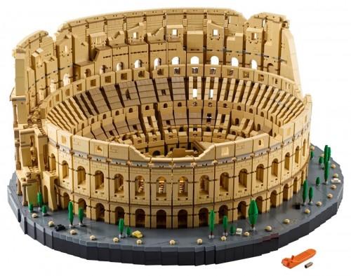 Lanzaron una caja de Lego para recrear el Coliseo de Roma
