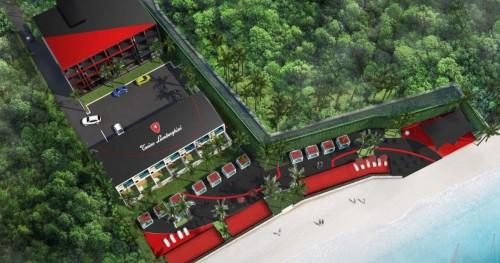 Abrirán un hotel Lamborghini en Tailandia