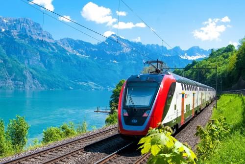 Pragmatismo suizo: de pilotos de aviones a conductores de trenes