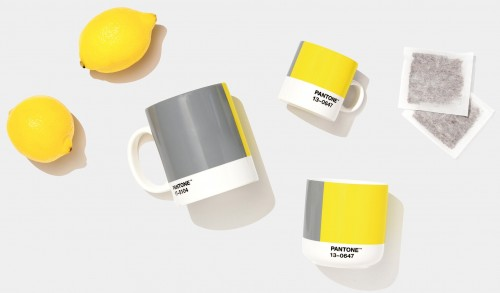 Amarillo y gris: los colores de 2021