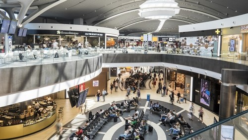 Más seguridad en los aeropuertos de Roma