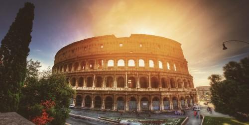 Reabre el Coliseo de Roma