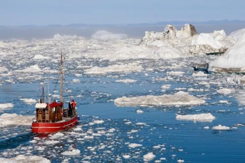 Algunos datos sobre la desaparición del hielo en el Ártico