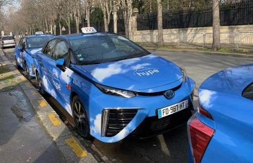 París tendrá la mayor flota de ecotaxis del mundo