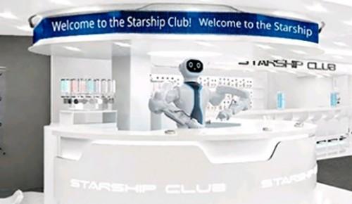 MSC tendrá un robot-barman a bordo de uno de sus barcos