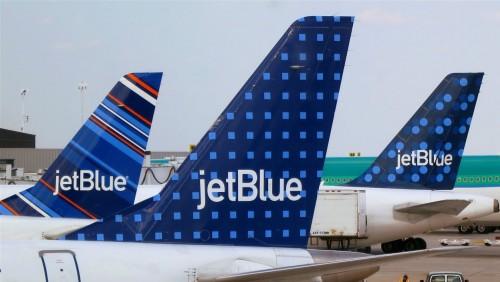 JetBlue se expande por el Atlántico Norte