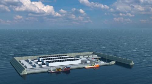 Dinamarca creará la mayor central de electricidad verde del mundo