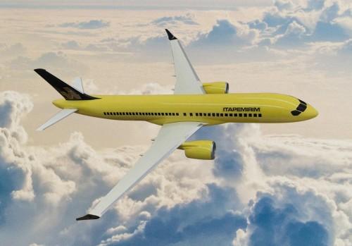 La brasileña Itapemirim recibió su primer avión