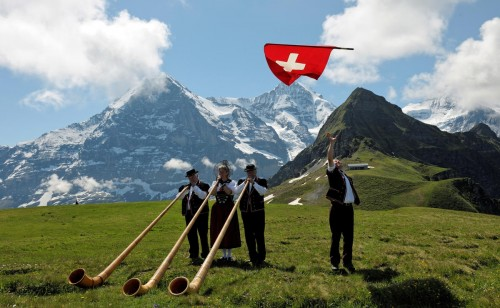 Suiza: destino sustentable