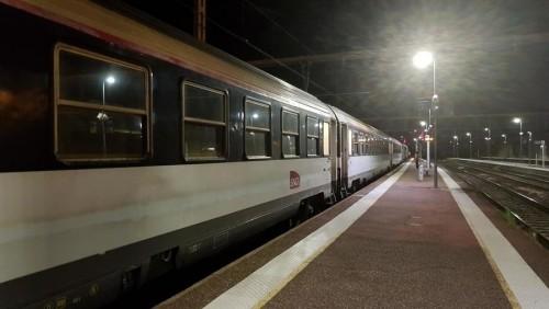 El regreso de los trenes nocturnos europeos