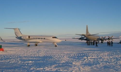 Troll: el aeropuerto extremo de la Antártida