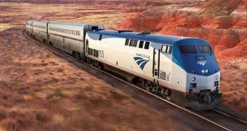 Joe Biden quiere reactivar el tren en los Estados Unidos