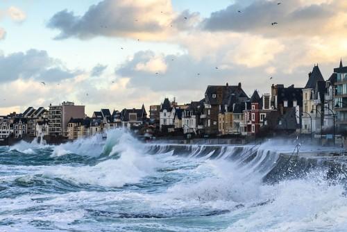 Los mares tragarán más regiones costeras de lo previsto