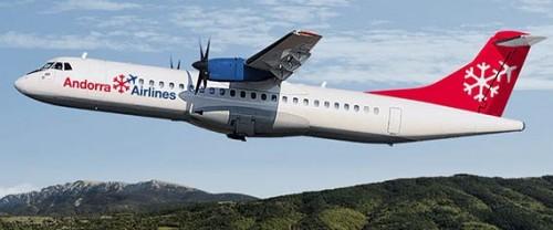 Andorra tiene ahora su propia aerolínea