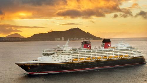 Wish: el crucero nueva generación de Disney