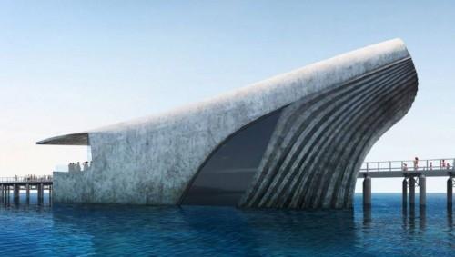 Así será el observatorio submarino australiano