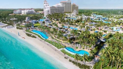 Baha Bay, la nueva atracción de Baha Mar en las Bahamas