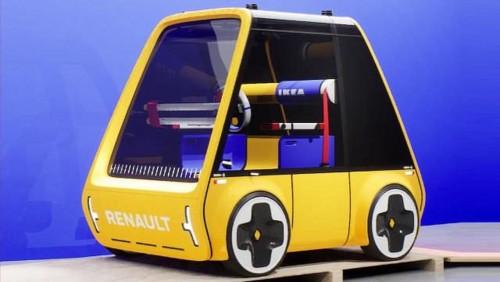 Ikea lanzará una auto eléctrico en kit