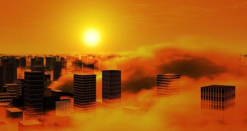 Con o sin pandemia: la atmosfera es cada vez más contaminada