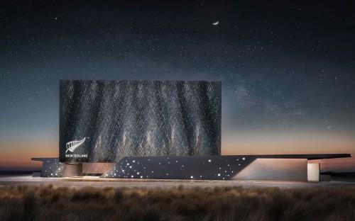 Desvelaron el increíble pabellón de Nueva Zelanda para la Expo Dubai 2020