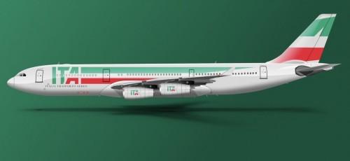 La nueva aerolínea italiana ITA despegará el 15 de octubre