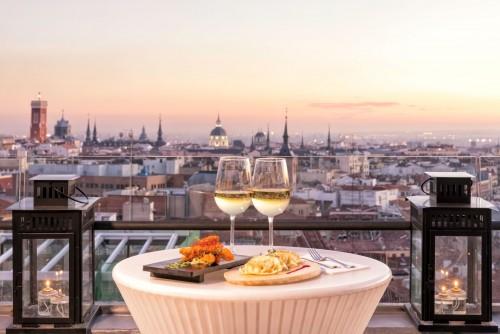 Gastronomía sustentable en Madrid