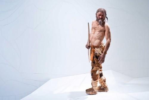 Junto a Oetzi: un viaje de 5.000 años en los Alpes