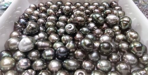 Un tesoro tropical: la perla negra de Tahiti
