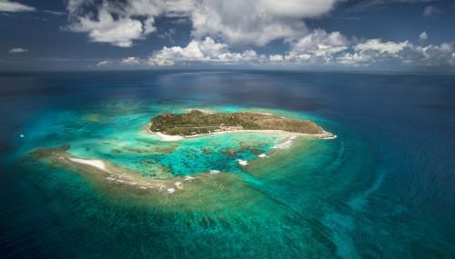 Necker Island: la isla-resort más sustentable del mundo