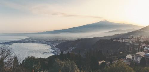 En lo que va del 2021 el Etna creció 30 metros