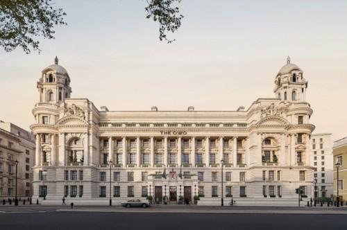 Raffles desembarcará en Londres