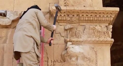 Cuáles son los monumentos destruidos por los islamistas en todo el mundo